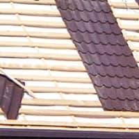 Геотекстиль при монтаже профнастила на крыше